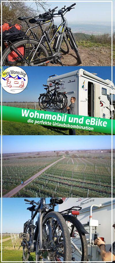 Wohnmobil Und Ebike Die Ideale Verbindung Wohnmobil Allrad Wohnmobil Womo