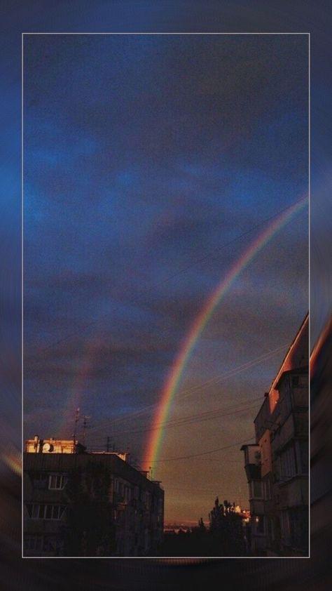 Sky of colors – Aesthetic Wallpaper