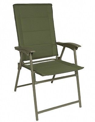 Army Klappstuhl Mit Lehne Military Chair Outdoor Campin