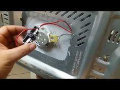 Horno De Microondas No Prende Explicación Afondo Youtube Horno Microondas Reparación Microondas