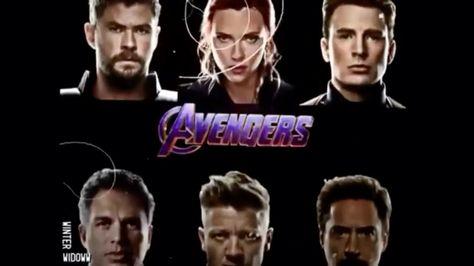 avengers edit