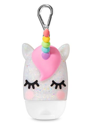 Sparkly Sleeping Unicorn Pocketbac Holder In 2020 Bath Body