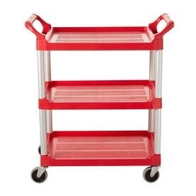 Rubbermaid Commercial Products 37 75 In Utility Cart At Lowes Com