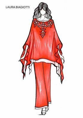 72de6cbd16db Romina Power, abito rosso alle nozze di Cristel: la stilista è...Ecco chi  ha disegnato gli abiti per il matrimonio della figlia con Davor Luksic FOTO
