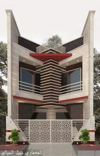 Pin By Passion Verte On House Map Cool House Designs House Front Design Classic House Design