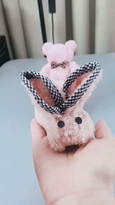 DIY Cute Rabbit
