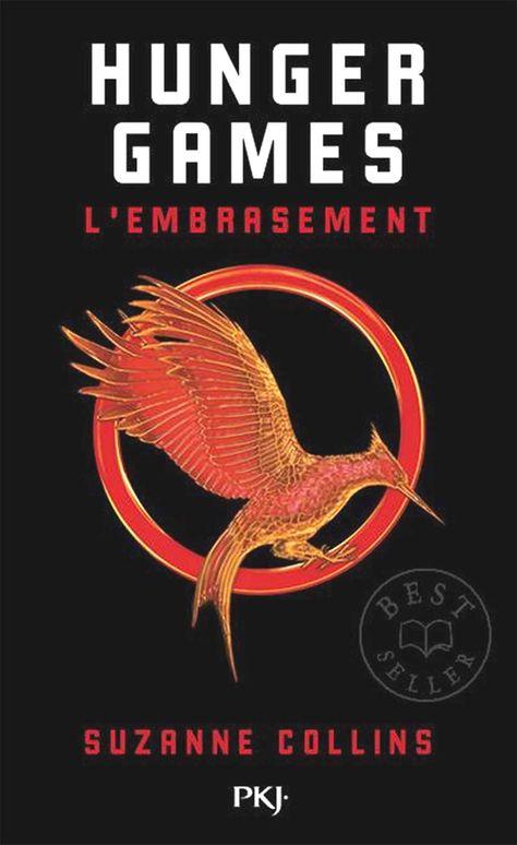 Hunger Games - L'Embrasement - Livre - Suzanne Collins