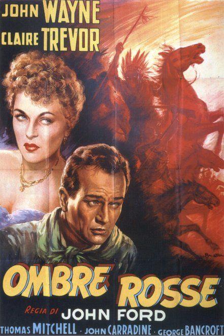 Famoso Guida al cinema western', le locandine dei film più famosi | Film ZB77