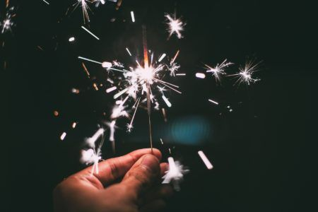 Top 42 New Years Puns And Jokes New Years Resolution Newyear Sparklers
