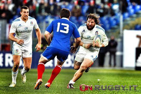 On Rugby - Speciale Sei Nazioni -Italy France Castrogiovanni