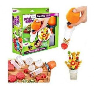 قطاعة الفواكه بوب شيف 6 أشكال Pops Cereal Box Cereal Pops Lunch Box