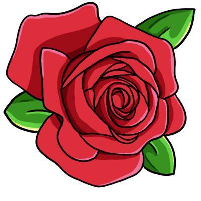 Pin Oleh Alifi Dinova Di Clip Art Mawar Bunga Kartun