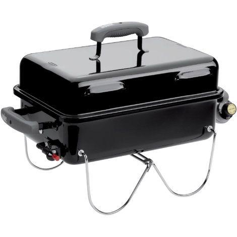 Weber Go Anywhere Black Liquid Propane Gas Grill By Weber Portable Charcoal Grill Charcoal Grill Gas Grill