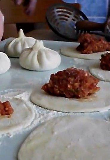 Z Kuchennych Rewolucji Gessler Serwowala Pyszne Chinkali Gruzinskie Pierozki Z Baranina I Rosolem Georgian Food Food And Drink Culinary Recipes