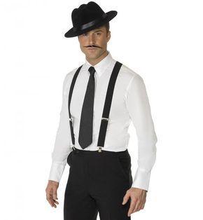 Disfraz de los años 20 complementos masculinos