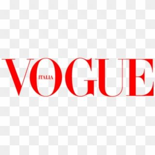 Photo From Vogue Italia Red Vogue Logo Png Transparent Png Vogue Italia Magazine Cover Template Vogue