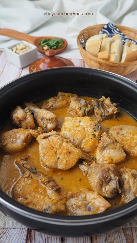 Pollo A La Andaluza Recetas De Cocina Fácil Y Casera Y Hoy Que Comemos Recetas Para Cocinar Pollo Recetas De Cocina Recetas De Cocina Fáciles