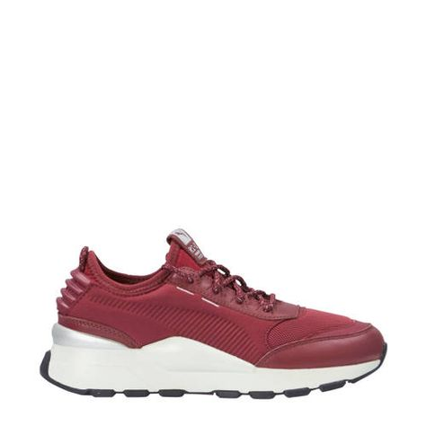 Puma RS 0 Trophy sneakers bordeaux | Products in 2019