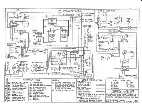 York Condensing Unit Wiring Diagram from i.pinimg.com
