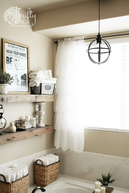 Bathroom Decorating Ideas Spring Refresh Floating Shelves Diy Bathroom Decor Floating Shelves