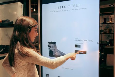 Deckers' Omni-Channel commitment on display at first high-tech UGG store in D.C.