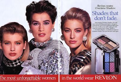 most unforgettable women in the world wear revlon ads   Great Advertising Series: Revlon's Most Unforgettable Women