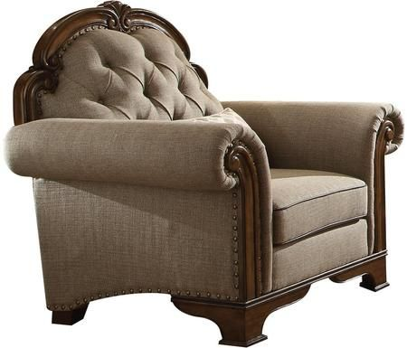 Valletta Collection 56172 44 Chair With Accent Pillow Included