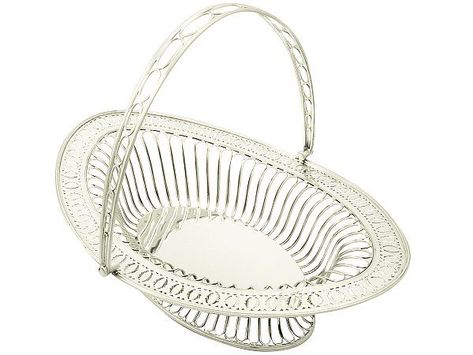 victorian era basket with decorative small loops.htm 51 best the history of silverware images in 2020 silver  history  silverware images in 2020 silver