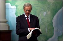 Dr. Charles Stanley is a true messenger of God.  Dr. Stanley has a way of making even the most complicated of circumstances understandable.  I thank God, for Dr. Stanley, his ministry and his teachings. You can watch his sermons and learn more about his ministries at http://www.intouch.org