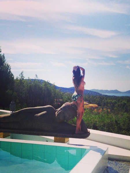 Ibiza nackt