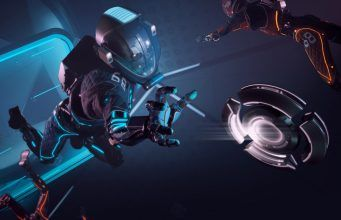 Zero G Sports Game Echo Arena Is Coming To Oculus Quest Sports Games Sport Photography Sports