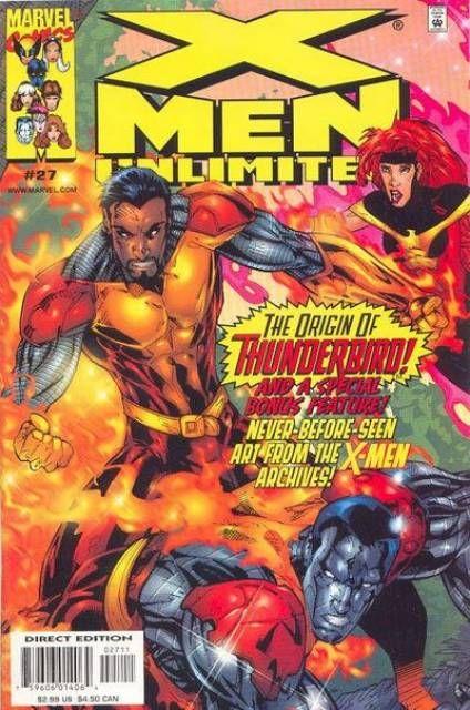 X Men Unlimited 27 In 2020 X Men Marvel Comics