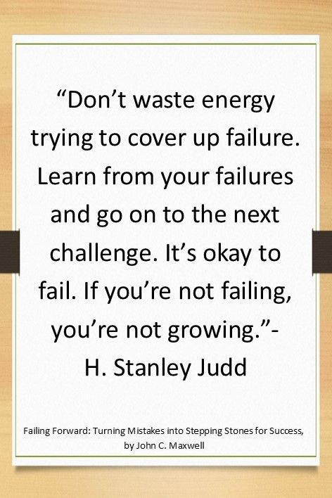 john c maxwell idézetek Inspiration quotes from the book of Failing Forward by John C