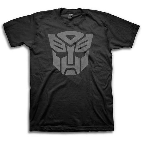 Transformers Autobot Logo Men's Graphic Tee: Men : Walmart.com