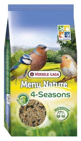 4 kg Versele-laga Menu Nature 4-Seasons