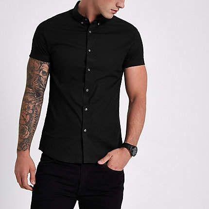 45+ Mens short sleeve button down shirts ideas info