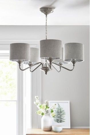 Burford 3 Light Chandelier | 3 light chandelier, Modern