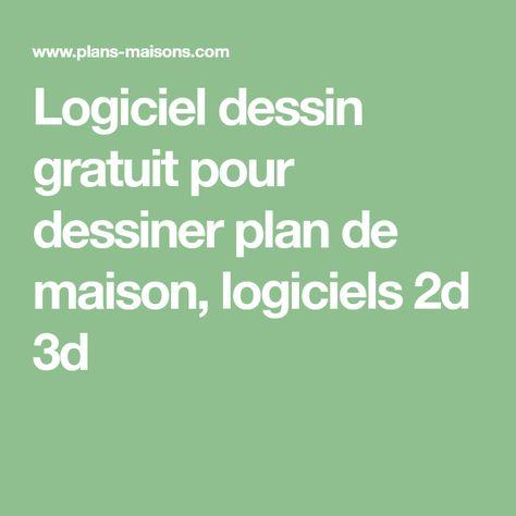 Logiciel Pour Dessiner Plan De Maison. Finest Simple Cheap Comment
