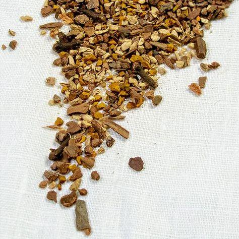 Golden Turmeric Chai Herbal Tea - 100g loose