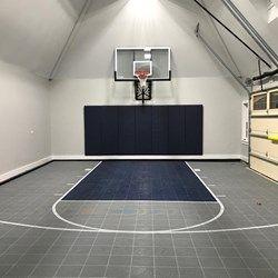 Residential Indoor Courts Gallery Sport Court Midwest Indoor Sports Court Indoor Basketball Court Indoor