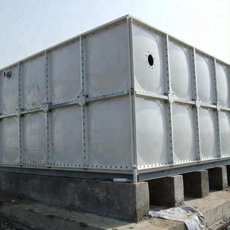 50000 Liters Square Sectional Potable Frp Grp Water Storage Tank Price Potable Water Storage Tanks Water Storage Tanks Water Storage