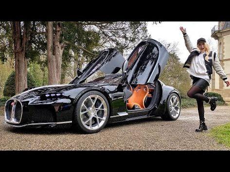 Secret Bugatti that was never made | Atlantic