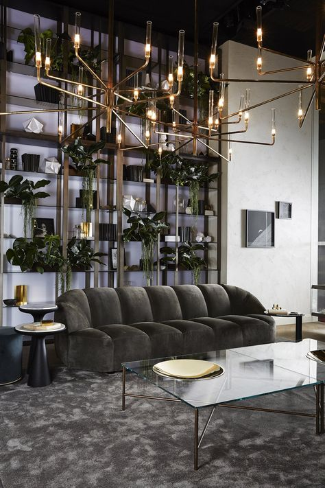 Stay tuned on the interni's latest news. Salone Del Mobile 2016 Con Immagini Idee Per Interni Idee Di Interior Design Design Di Interni Moderno