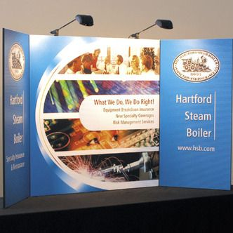 hartford steam boiler tabletop display portable displays pinterest portable display