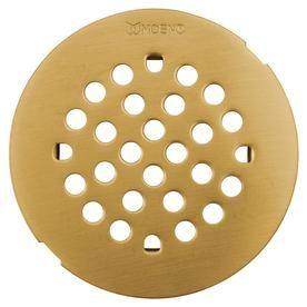 Moen Tub Shower Drain Cover Brushed Gold 101663bg Shower Drain