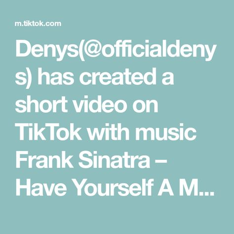 Denys(@officialdenys) has created a short video on TikTok with music Frank Sinatra – Have Yourself A Merry Little Christmas. tag 5 friends you'd want to take with!!! #christmas #christmastok #2021 #colorado #greenscreen ❄️🎄🎅🏼