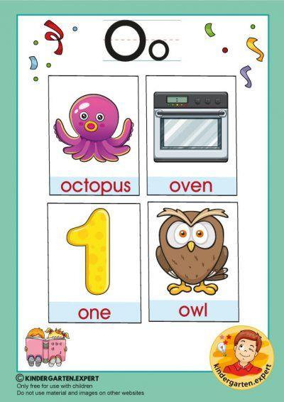 Early Childhood Sight Words Letter O For Kindergarten Kindergarten Expert Alphabet Activities Preschool Alphabet Kindergarten Kindergarten Alphabet Letters Free printable letter o worksheets for