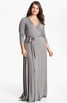 04fa4dfc2b803 Rachel Pally Long Wrap Dress (Plus size) available at  Nordstrom
