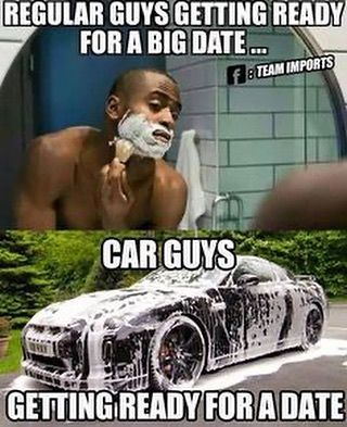 The Detailers Bible On Instagram Who S Planned A Cute Little Home Bound Date Today For There Partner Then Lockd In 2021 Car Guy Memes Funny Car Memes Car Guy Quotes