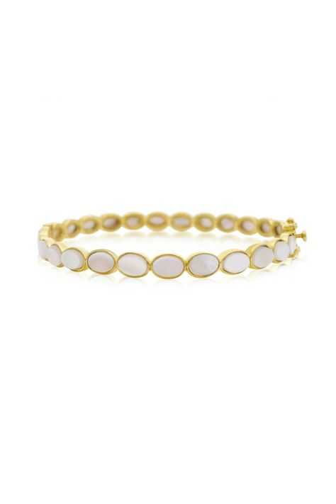Piana Pearl Bangle Bracelet Boutique Highlights